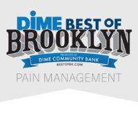 Best Pain Management Award in Brooklyn